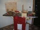 пильно-фрезерный стол