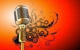 Поющая ведущая с музыкой и веселыми переодеваниями