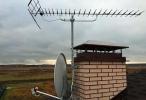 Спутниковое и цифровое тв +интернет для дачи