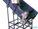 Вертикальный ленточный конвейер для овощей УПВ-1.20. Наклонн