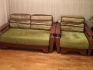 Отдам бесплатно диван и кресло-кровать